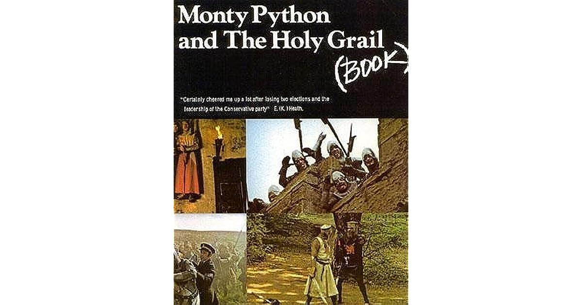 Popular Monty Python Books