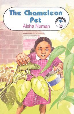 The Chameleon Pet Aisha Numan, George Mogaka
