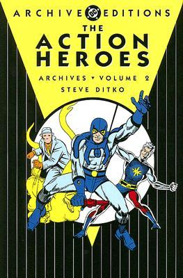 The Action Heroes Archives, Vol. 2