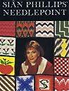 Sian Phillips' Needlepoint