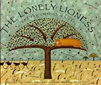 Lonely Lioness and the Ostrich Chicks