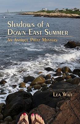 Shadows of a Down East Summer (Antique Print, #5)