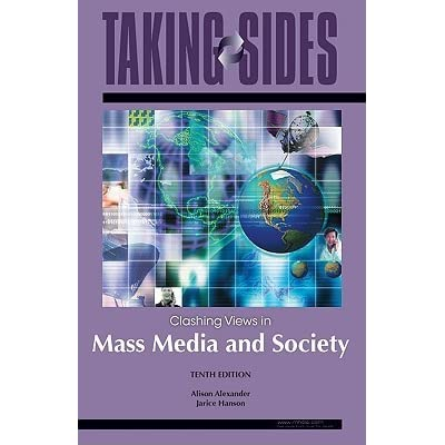 mass media society In the last five decades or so, the media and its influence on the societies, has grown exponentially with the advance of technology first there was the telegraph and the post offices, then the radio, the newspaper, magazines, television and now the internet and the new media including palmtops, cell phones etc.