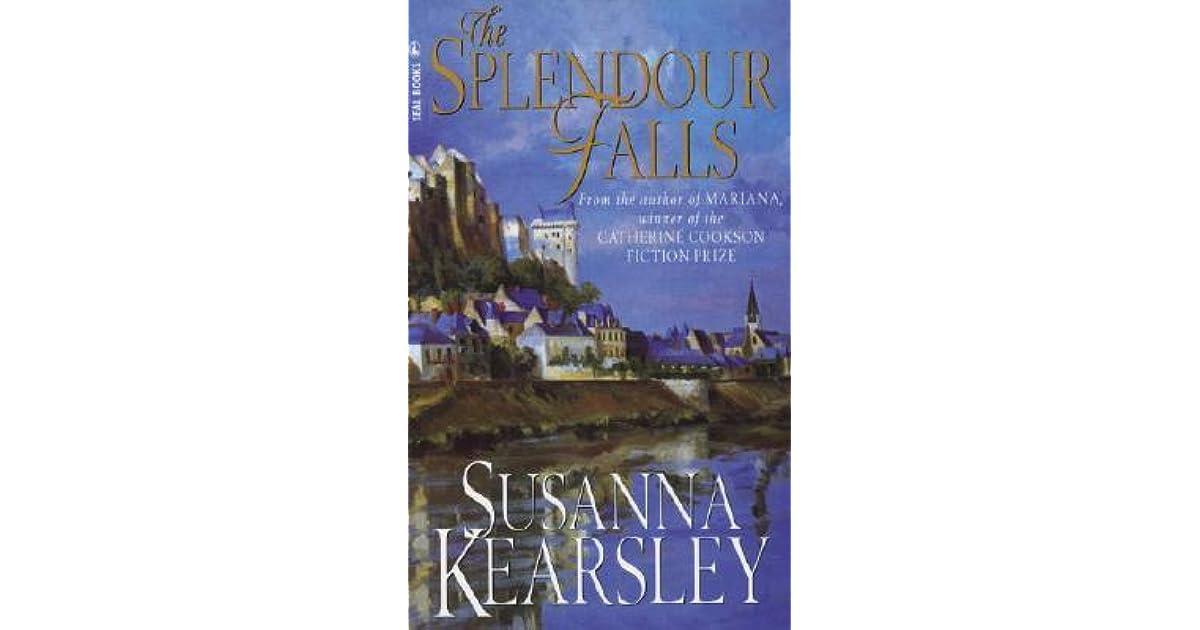 The Splendour Falls by Susanna Kearsley