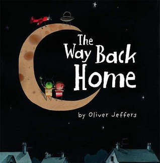 The Way Back Home (The Boy, #3) by Oliver Jeffers