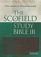 The Scofield® Study Bible Iii, Nasb: New American Standard Bible