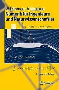 Numerik Für Ingenieure Und Naturwissenschaftler (Springer Lehrbuch)