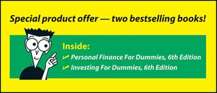 Personal Finance for Dummies 6th Edition & Investing for Dummies 6th Edition Book Bundle