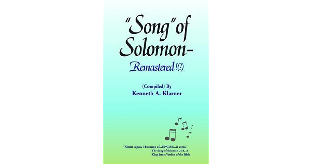 Song of solomon essay