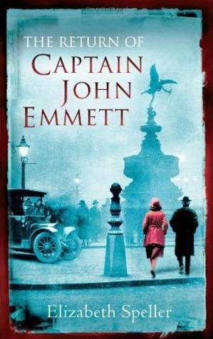 The Return of Captain John Emmett by Elizabeth Speller
