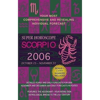 Scorpio (Super Horoscopes 2006) by Margarete Beim
