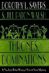 Thrones, Dominations (Lord Peter Wimsey/Harriet Vane #1)