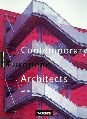 Contemporary European Architects: Volume IV