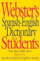 Webster's Spanish-English Dictionary for Students