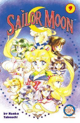 Sailor Moon, #9