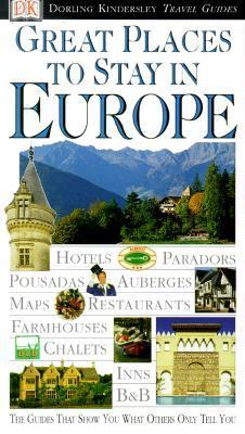 dk eyewitness travel great places to stay in europe