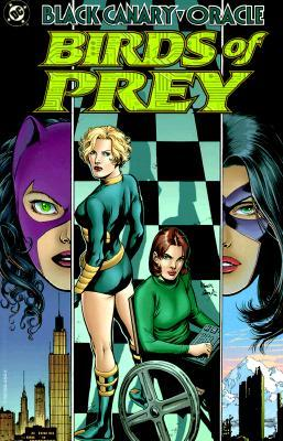 Black Canary Oracle Huntress Birds Of Prey By Chuck Dixon