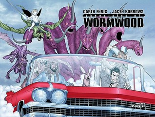 Garth Ennis' Chronicles Of Wormwood Limited Edition