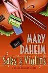 Saks & Violins (Bed-and-Breakfast Mysteries, #22)