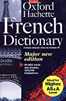 oxford french english dictionary book