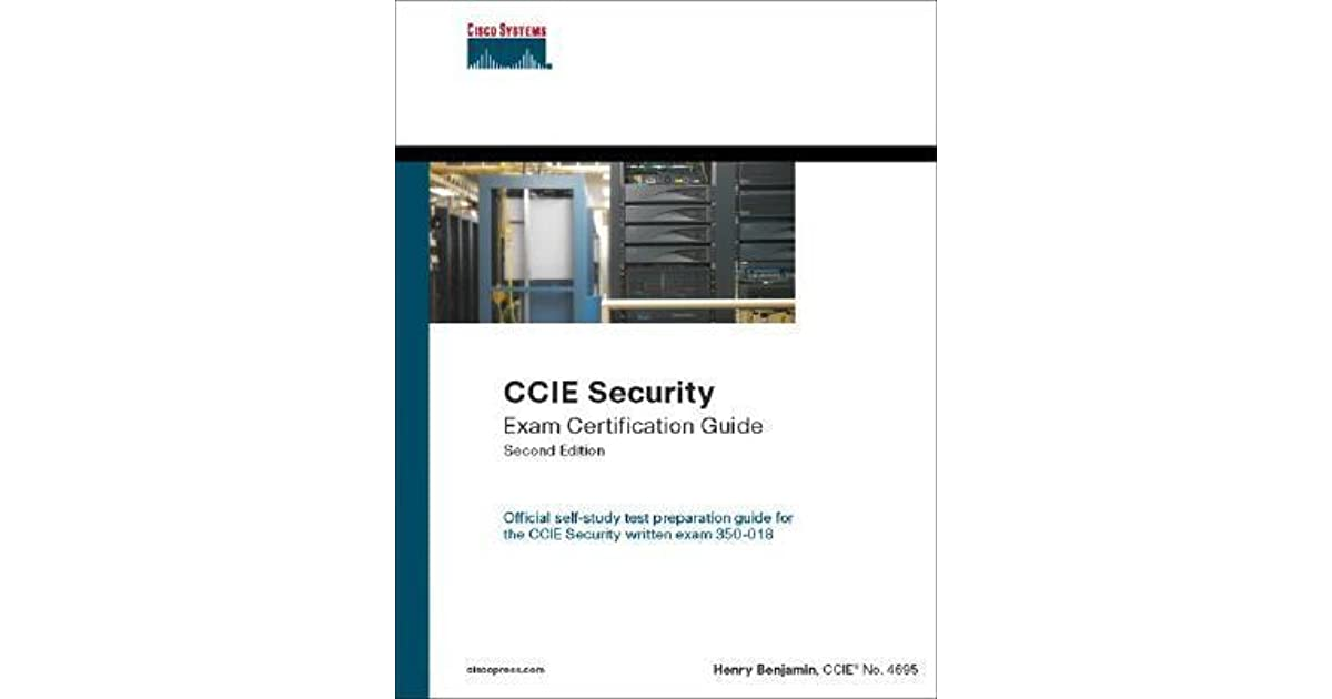 Ccie Security Exam Certification Guide (Ccie Self Study) (2nd ...