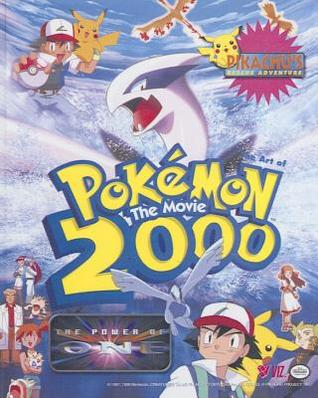 The Art Of Pokemon The Movie 2000 The Power Of One Pikachu S