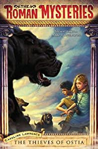 The Thieves of Ostia (Roman Mysteries, #1)