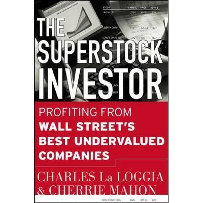 THE SUPERSTOCK INVESTOR EBOOK