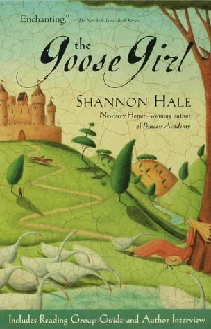 Jacket cover for The Goose Girl by Shannon Hale