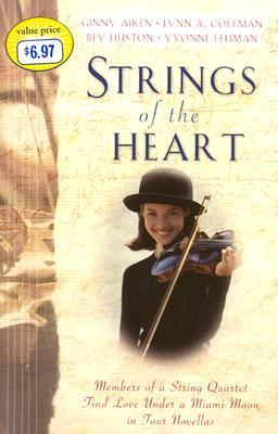Strings of the Heart: Members of a String Quartet Find Love Under a Miami Moon in Four Novellas