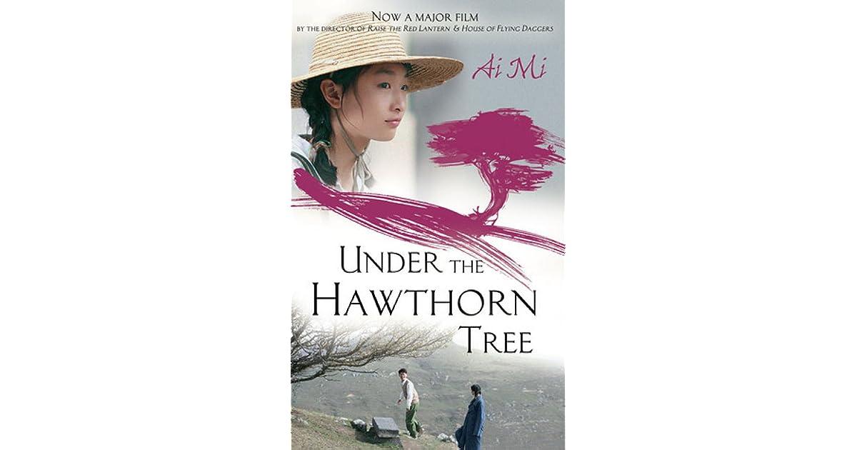 Under the Hawthorn Tree by Ai Mi