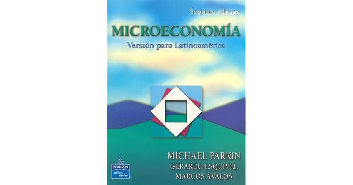 Microeconomia version para latinoamerica by gerardo esquivel fandeluxe Images