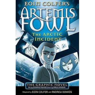 an overview of the book artemis fowl