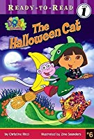 The Halloween Cat (Ready to Read. Level 1, Dora the Explorer.)