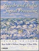 Speech Audio Signal Processing