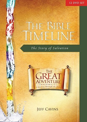The Great Adventure Bible Timeline 24 Part Study DVDs by