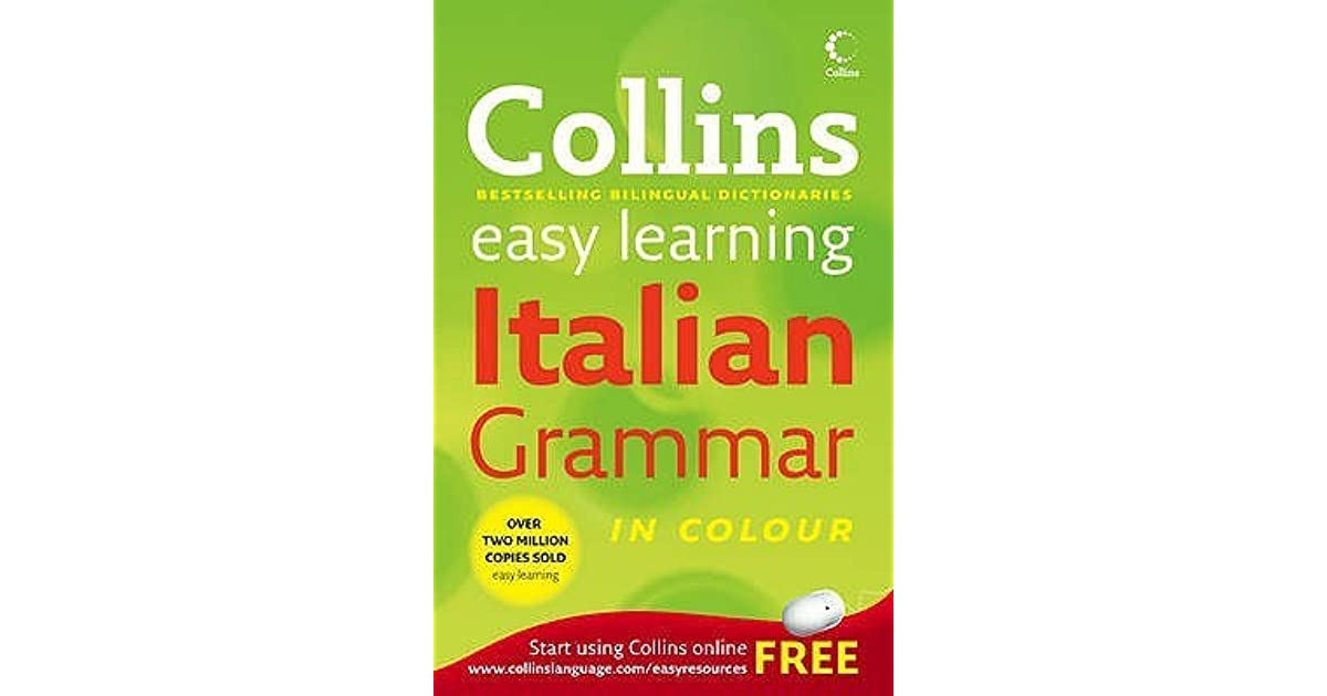 Collins Italian-English Dictionary & Verbs