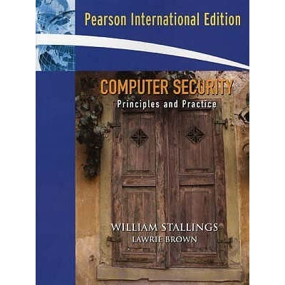 Computer Security: Principles and Practice 3rd