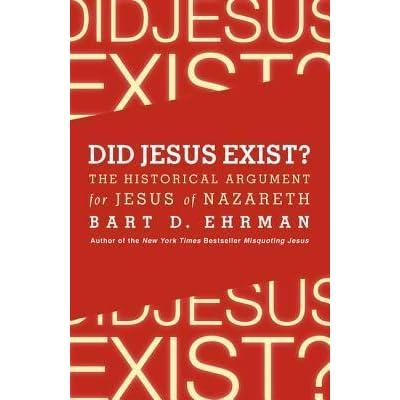 Bart Ehrman Did Jesus Exist Ebook