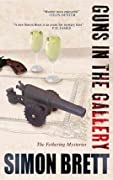 Guns in the Gallery (Fethering, #13)
