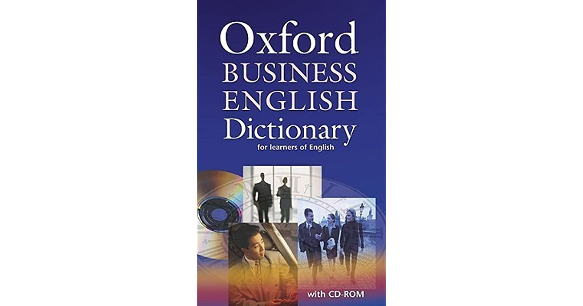 Oxford Business English Book