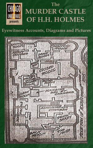 The Murder Castle Of H H Holmes Eyewitness Accounts Diagrams