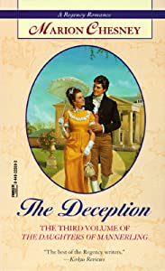 The Deception (The Daughters of Mannerling, #3)