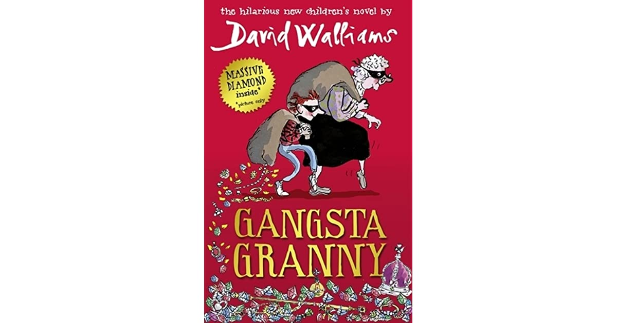 book report on gangsta granny Activities for gangsta granny get your pupils to write her 'incident book', with a report of each offence and punishment over a week in the school term.