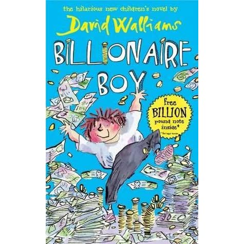 Billionaire biography books