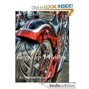 Gogga op 'n Harley by Yolande Pienaar