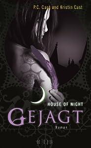 Gejagt (House of Night, #5)