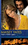 Hajar's Hidden Legacy (Beasts of the Desert, #1)