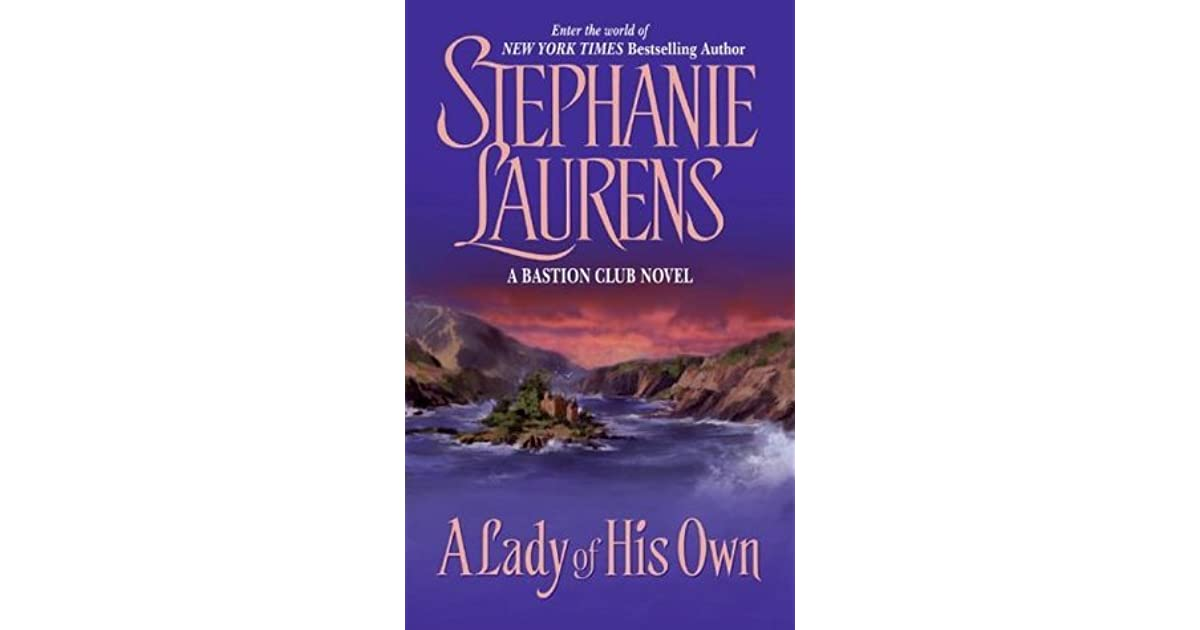 A Lady Of His Own: Number 3 in series (Bastion Club)