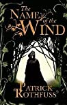 Book cover for The Name of the Wind (The Kingkiller Chronicle, #1)